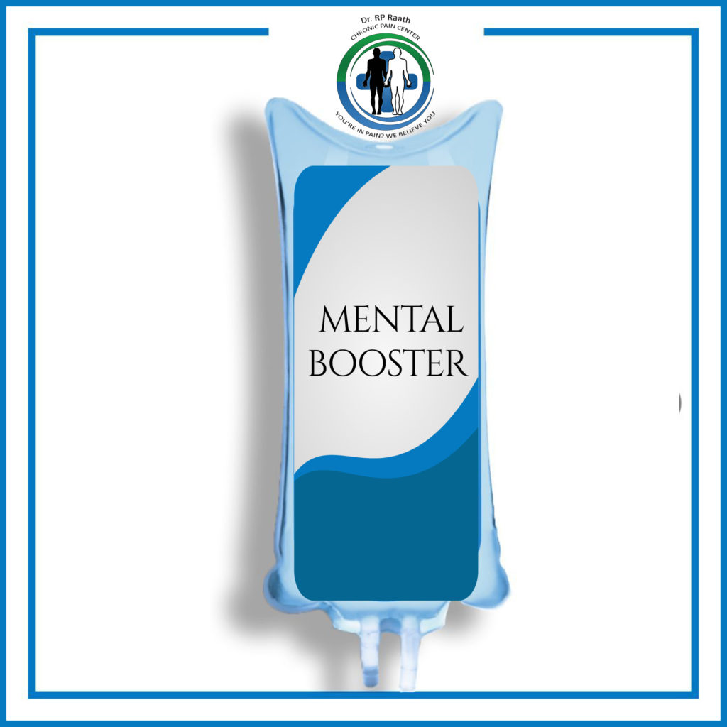 Mental Booster Power Drip General Stress and Memeory