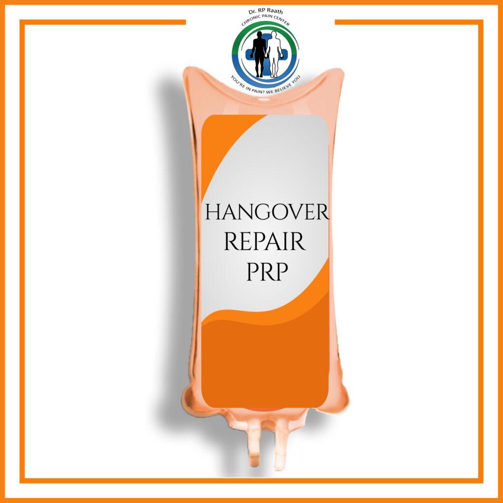 Hangover Repair With PRP